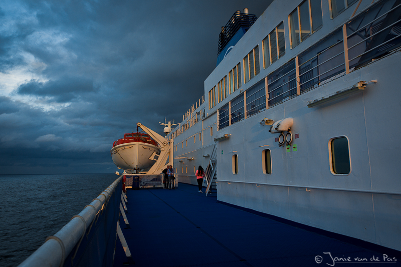 DFDS - Newcastle