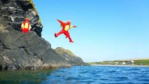 The Great Weekend of Adventure, Wales