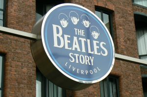 The Beatles story, Liverpool in één dag