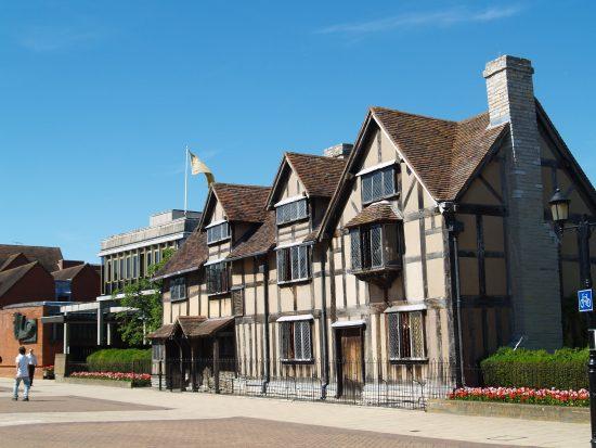 Geboorteplaats Shakespeare