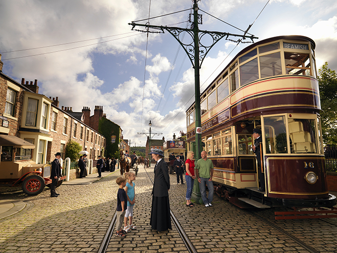 Beamish, The Living Museum of the North, County Durham