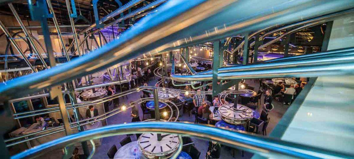 Rollercoaster Restaurant, Alton Towers