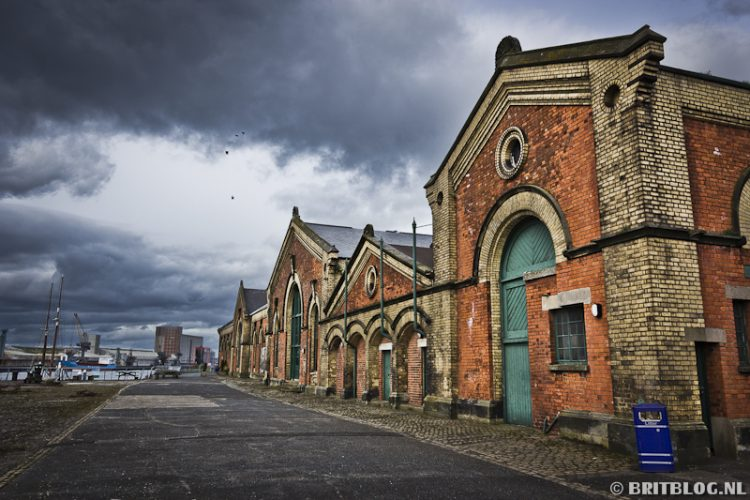 Belfast Titanic Pump-House