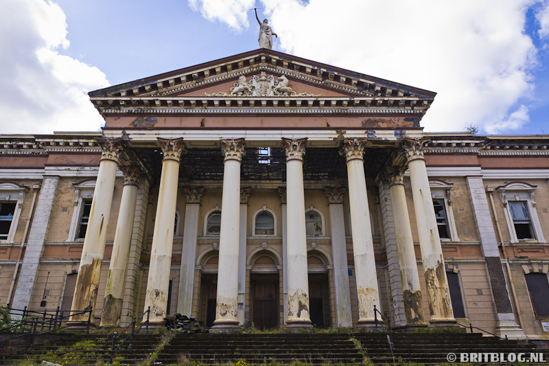 Former Crumlin Road Courthouse, Belfast