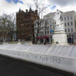 Belfast City Hall Titanic Memorial Garden