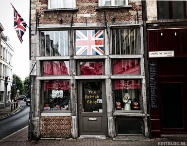 The British Store Antwerpen