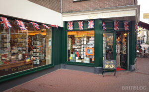 Hartley's, The English shop, Arnhem
