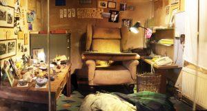 Dahl's schrijversstoel