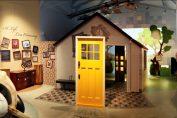 Roald Dahl museum - schrijvershut