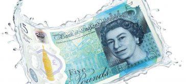 Fiver - © Bank of England