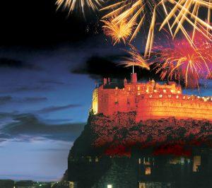 Hogmanay oud&nieuwjaar Schotland