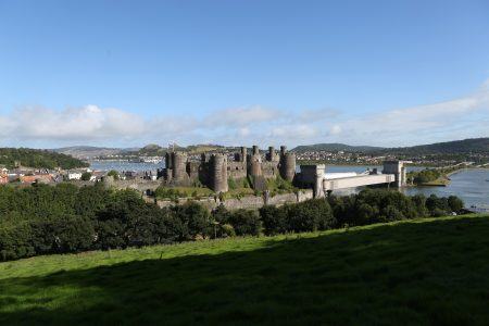 Conwy Castle, Wales - credit Lonely Planet & VisitWales