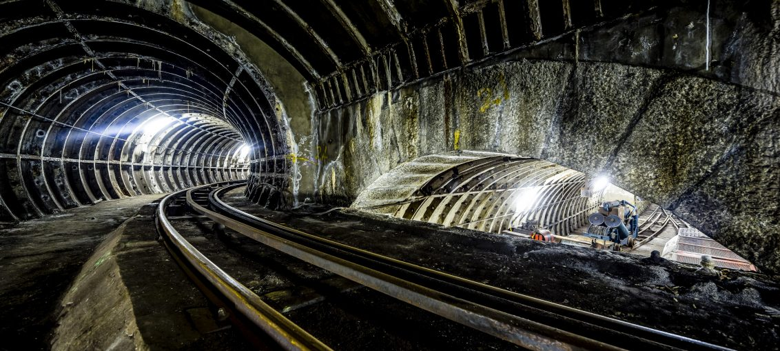 The Postal Museum and Mail Rail tunnels