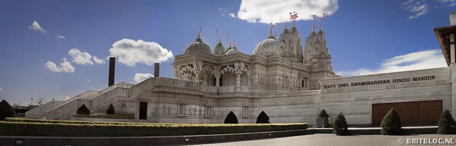 BAPS Shri Swaminarayan Mandir London (Neasden Temple)