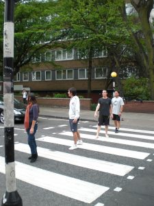 Abbey Road, bekend van The Beatles