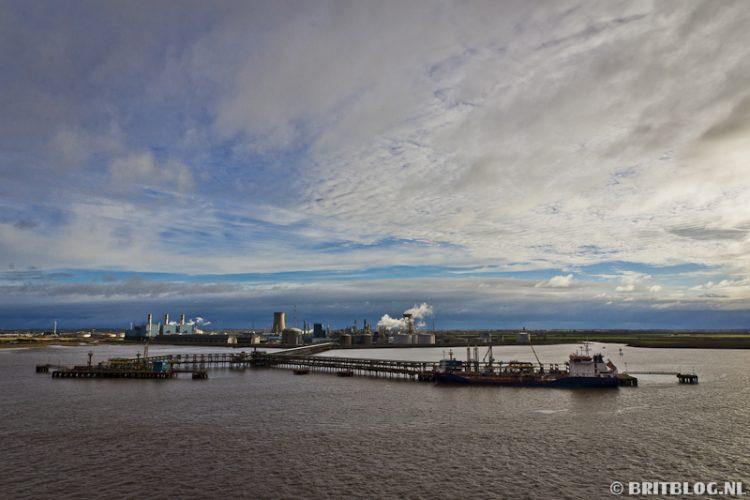P&O Ferries Hull