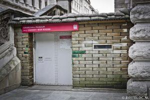 Churchill Cabinet War Rooms, Londen