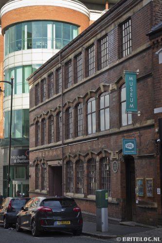 Birmingham Coffin Works