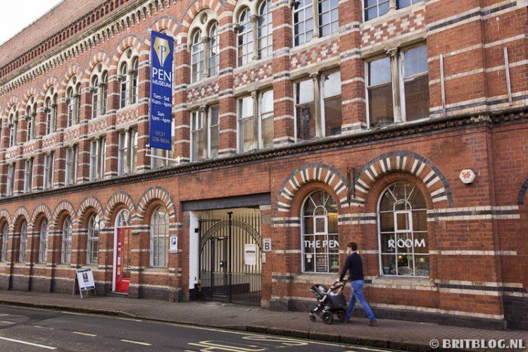 Birmingham Jewelry Quarter Pen Museum