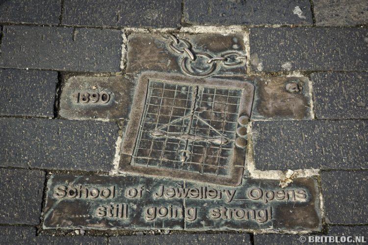 Birmingham Jewelry Quarter