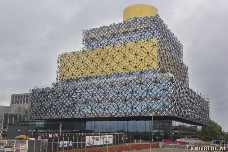 Birmingham Libary