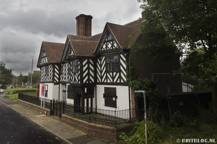 Birmingham old building