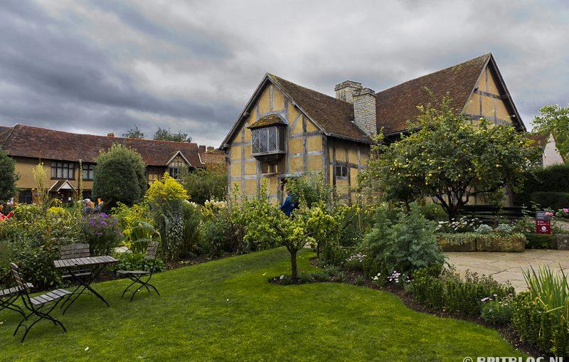 Shakespeare's geboortehuis