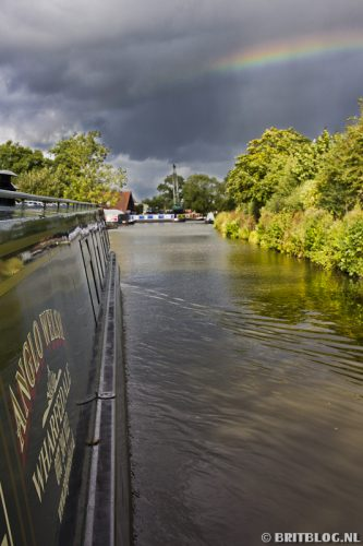 Birmingham narrow boat marine