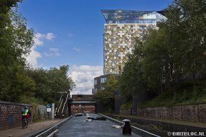 Birmingham met de kanaalboot