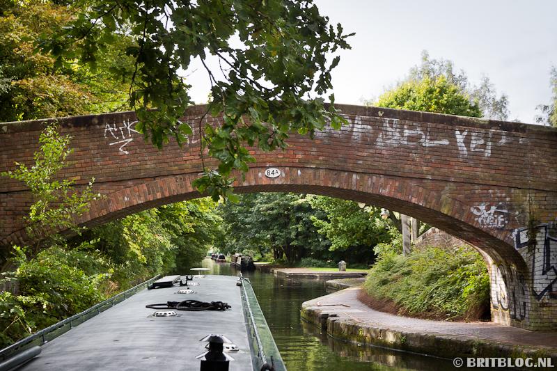 Met de narrowboat door Engeland