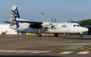 VLM Airlines - Antwerpen Airport