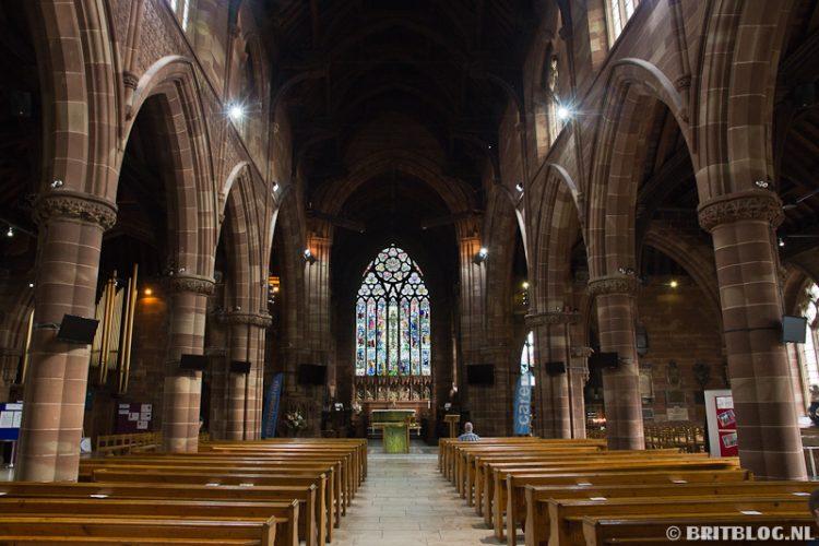 Bull Ring church, Birmingham