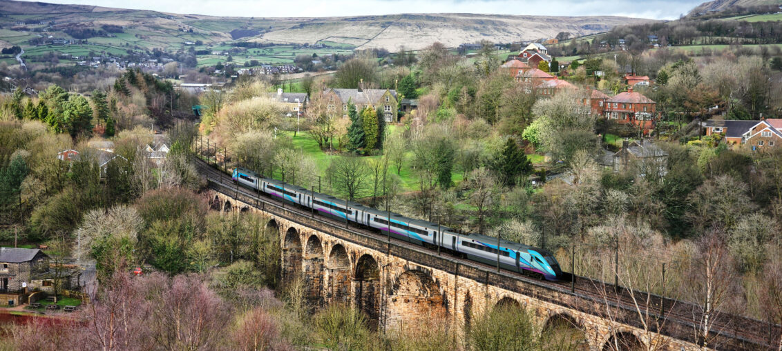 North Of England City Experience trein
