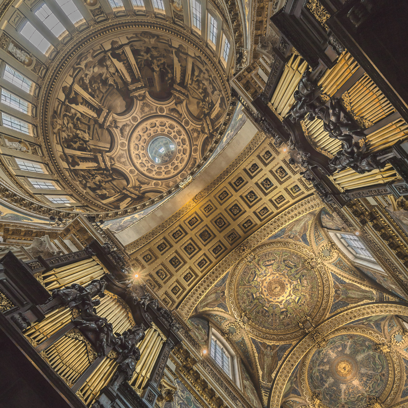 St Paul's Cathedrale Dome