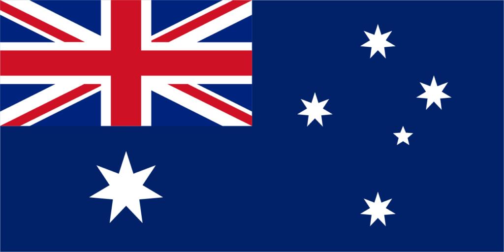 vlag van Australië