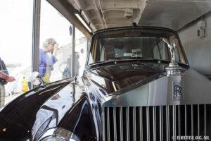 Rolls Royce op schip