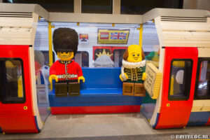 Lego ondergrondse