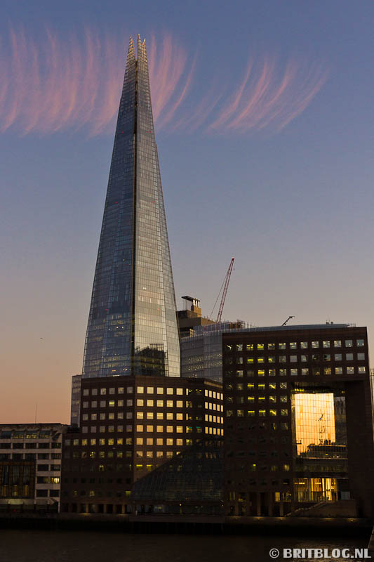 The Shard, Londen