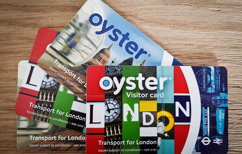 (Visitor) Oyster Card