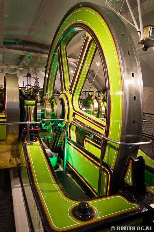 Tower Bridge, Engines room