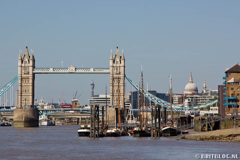 Tower Bridge, theems