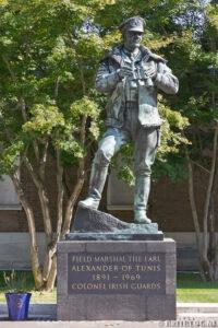 Alexander of Tunis, Colonel Irish Guards