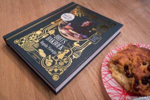 Brits bakboek met Chelsea bun