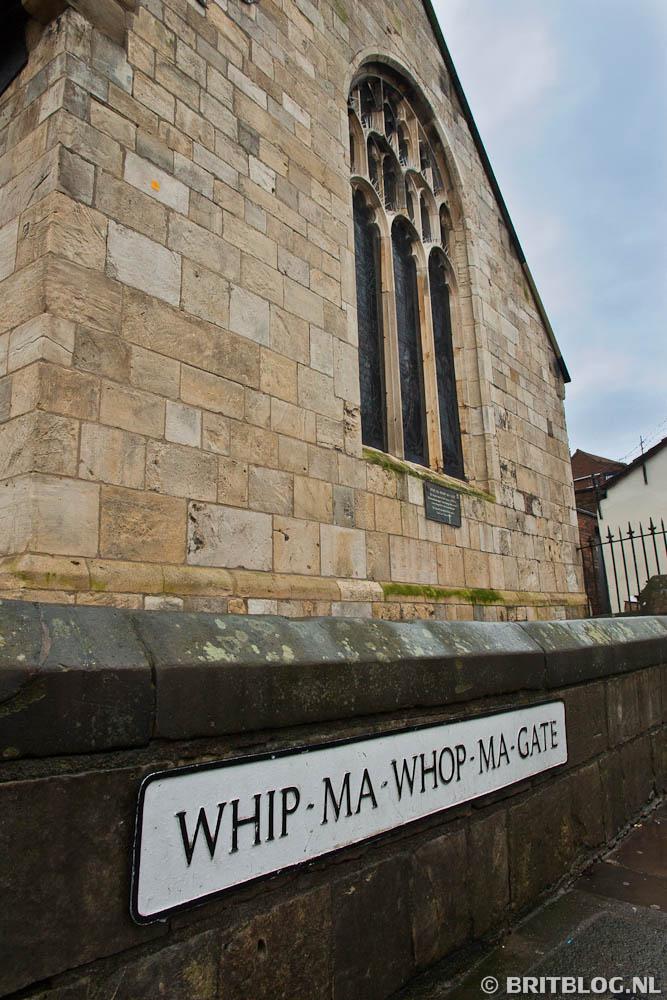 Whip-Ma-Whop-Ma-Gate, York, Verenigd Koninkrijk