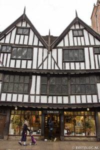 York wandelroute: York Gin, Sir Thomas Herbert's House