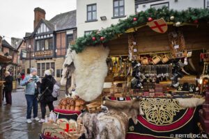 kerstmarkt, York
