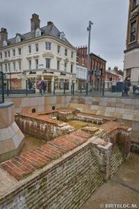 Beverley Gate in Hull
