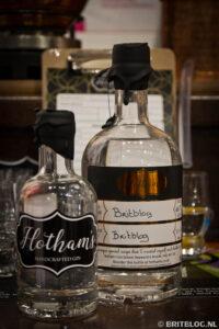 Britblog Gin, gemaakt in Hotham's Gin School