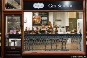 Hotham's Gin School Hull