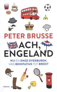 Peter Brusse - Ach,Engeland